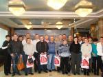 26 февраля 2015г. состоялось торжественное награждение доноров Приморского края и города Владивостока нагрудным знаком «Почетный донор России».